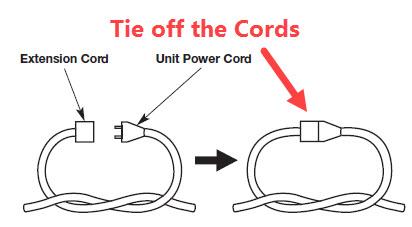 Cord Tie Off