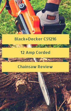 Black+Decker CS1216