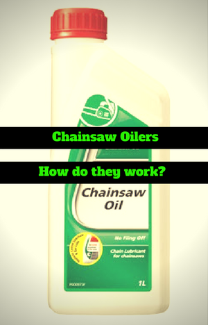 Chainsaw Oilers