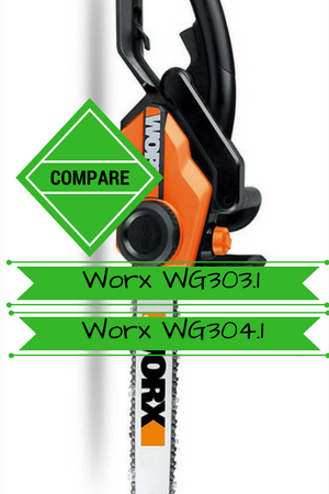 Compare the Worx WG303.1 and WG304.1