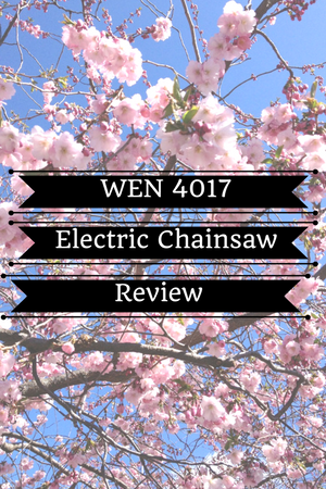 WEN 4017 16 inch Electric Chainsaw Review