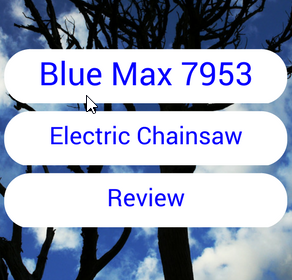Blue Max 7953 Electric Chainsaw Review