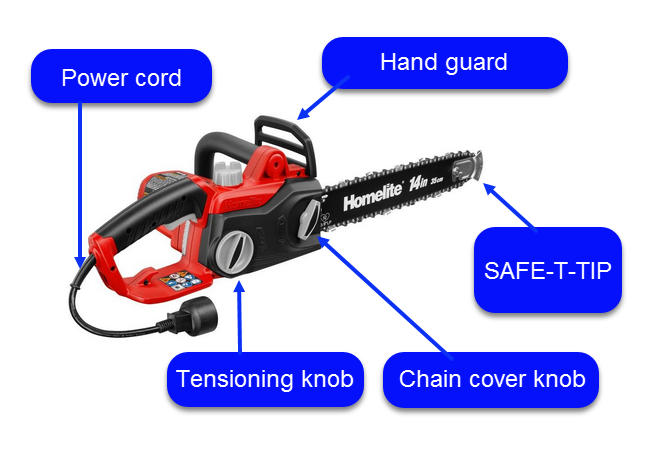 Homelite zr43100 90 amp 14 in electric chain saw review sawedfish homelite zr43100 greentooth
