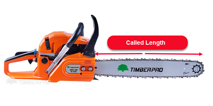 Can you put a longer bar on a chainsaw and 9 other guide bar called length greentooth