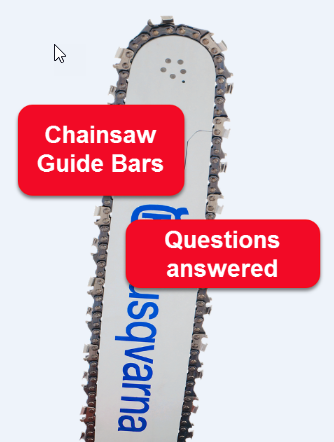 Can you put a longer bar on a chainsaw – and 9 other guide bar questions answered?