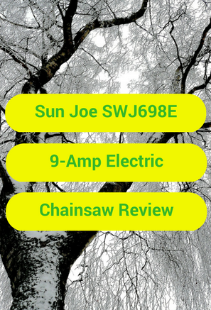 Sun Joe SWJ698E 12-inch 9-amp Electric Chainsaw Review