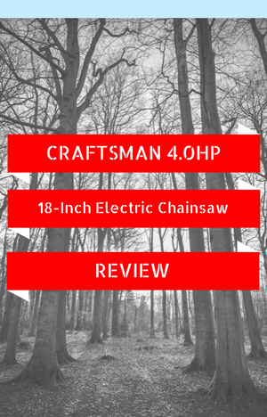 Craftsman 40hp 18 inch electric chainsaw review sawedfish craftsman 40hp greentooth