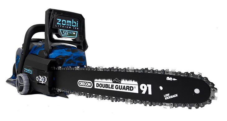 oregon double guard 91 chaine free doubleguard chainsaw. Black Bedroom Furniture Sets. Home Design Ideas